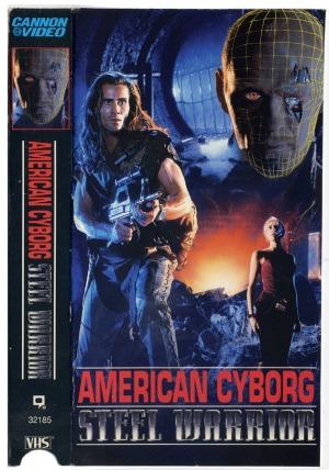 American Cyborg Cover
